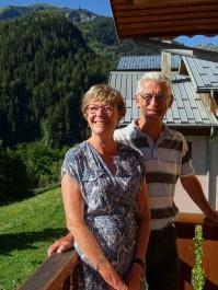 Vos hôtes Bertrand et Marie-Aline - Edited